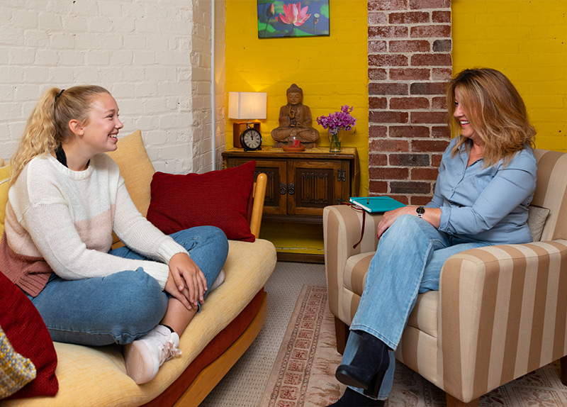 Individual Psychotherapy - Online or In-Person
